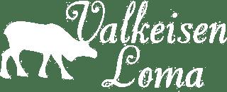 Valkeisen loma - logo
